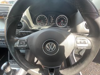 2012 Volkswagen Tiguan 5N MY12.5 132TSI Tiptronic 4MOTION Pacific White 6 Speed Sports Automatic