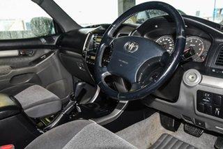 2008 Toyota Landcruiser Prado GRJ120R GXL Grey 5 Speed Automatic Wagon