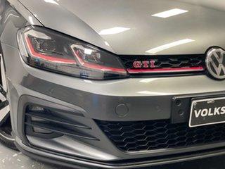 2018 Volkswagen Golf 7.5 MY19 GTI DSG Indium Grey 7 Speed Sports Automatic Dual Clutch Hatchback.