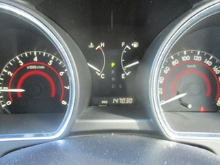 2008 Toyota Kluger GSU45R KX-S (4x4) Grey 5 Speed Automatic Wagon