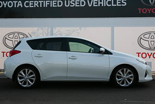 2014 Toyota Corolla ZRE182R Levin SX Crystal Pearl 7 Speed CVT Auto Sequential Hatchback