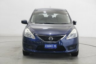 2014 Nissan Pulsar B17 ST Blue 1 Speed Constant Variable Sedan.