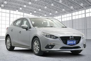 2015 Mazda 3 BM5478 Touring SKYACTIV-Drive Aluminium 6 Speed Sports Automatic Hatchback.