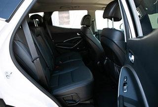 2016 Hyundai Santa Fe DM Series II (DM3) Highlander CRDi (4x4) White 6 Speed Automatic Wagon