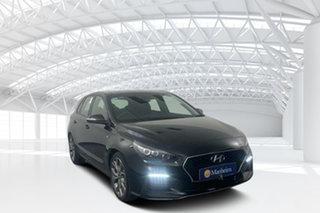 2019 Hyundai i30 PD.3 MY19 N Line D-CT Premium Black 7 Speed Sports Automatic Dual Clutch Hatchback.