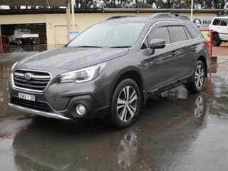 2019 Subaru Outback MY18 2.5I Grey 7 Speed Continuous Variable Transmission Wagon.