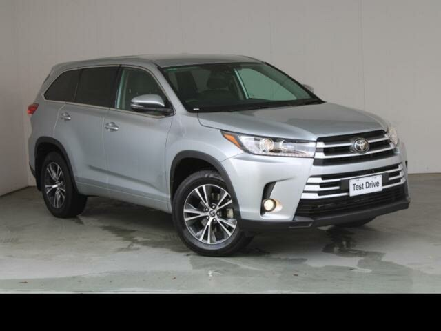 Used Toyota Kluger Gungahlin, 2019 Toyota Kluger Silver Automatic Wagon