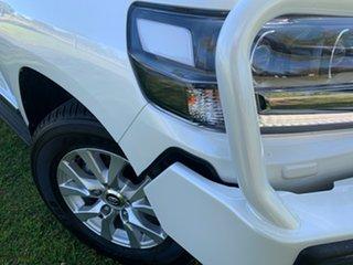 2021 Toyota Landcruiser VDJ200R Sahara Horizon Crystal Pearl 6 Speed Sports Automatic Wagon.