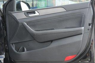 2016 Hyundai Sonata LF MY16 Premium Black 6 Speed Sports Automatic Sedan