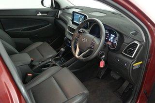 2018 Hyundai Tucson TL3 MY19 Active X 2WD Burgundy 6 Speed Automatic Wagon