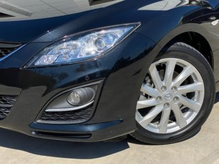 2012 Mazda 6 GH1052 MY12 Touring Black 5 Speed Sports Automatic Wagon