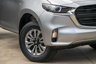 2021 Mazda BT-50 TFS40J XT Ingot Silver 6 Speed Sports Automatic Cab Chassis.