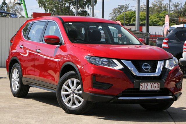 Used Nissan X-Trail T32 Series II ST X-tronic 2WD Bundamba, 2018 Nissan X-Trail T32 Series II ST X-tronic 2WD Ruby Red 7 Speed Constant Variable Wagon
