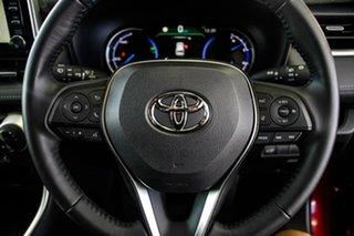 2020 Toyota RAV4 Axah54R Cruiser eFour Atomic Rush 6 Speed Constant Variable Wagon Hybrid