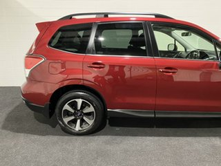 2018 Subaru Forester S4 MY18 2.5i-L CVT AWD Red 6 Speed Constant Variable Wagon