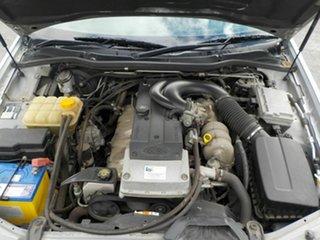 2006 Ford Falcon BF MkII XT Silver 4 Speed Auto Seq Sportshift Sedan