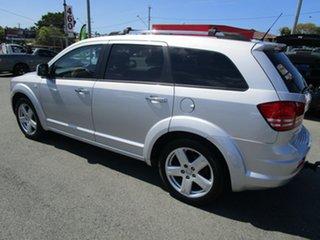 2010 Dodge Journey JC MY10 R/T Silver 6 Speed Automatic Wagon.