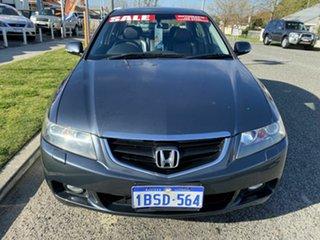 2004 Honda Accord Euro Luxury Grey 5 Speed Sequential Auto Sedan