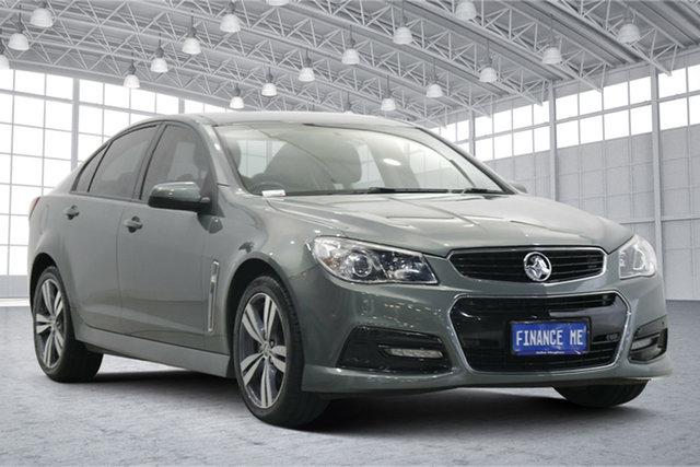 Used Holden Commodore VF MY15 SV6 Victoria Park, 2014 Holden Commodore VF MY15 SV6 Grey 6 Speed Sports Automatic Sedan