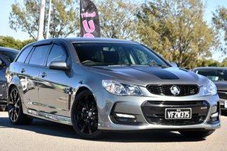 2015 Holden Commodore VF II MY16 SS Sportwagon Grey 6 Speed Sports Automatic Wagon.