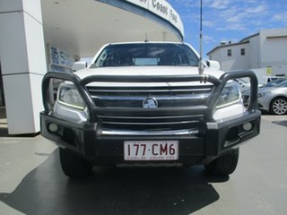 2017 Holden Colorado LS MY17 LS (4x4) White 6 Speed Automatic Dual Cab