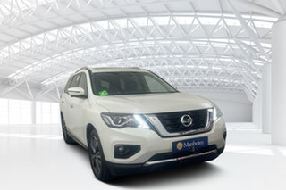 2020 Nissan X-Trail T32 Series 2 ST-L (2WD) (5Yr) Ivory Pearl Continuous Variable Wagon.