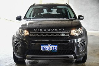 2018 Land Rover Discovery Sport L550 18MY SE Black 9 Speed Sports Automatic Wagon