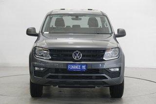 2017 Volkswagen Amarok 2H MY17 TDI420 4MOTION Perm Core Grey 8 Speed Automatic Utility.