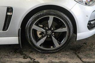 2016 Holden Commodore Vfii MY16 SV6 Black Edition 6 Speed Automatic Sportswagon