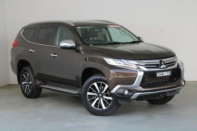 Used Mitsubishi Pajero Sport QE MY16 Exceed Phillip, 2016 Mitsubishi Pajero Sport QE MY16 Exceed 8 Speed Sports Automatic Wagon