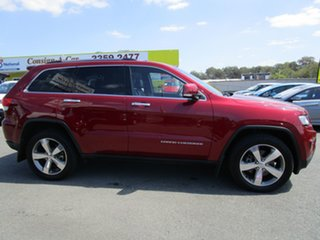 2015 Jeep Grand Cherokee WK MY15 Limited Burgundy 8 Speed Sports Automatic Wagon