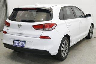 2019 Hyundai i30 PD2 MY19 Active Polar White 6 Speed Sports Automatic Hatchback