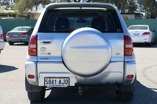 2005 Toyota RAV4 ACA23R Cruiser Silver 5 Speed Manual Wagon