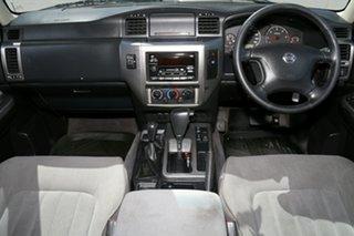 2004 Nissan Patrol GU III MY2003 ST Bronze 4 Speed Automatic Wagon