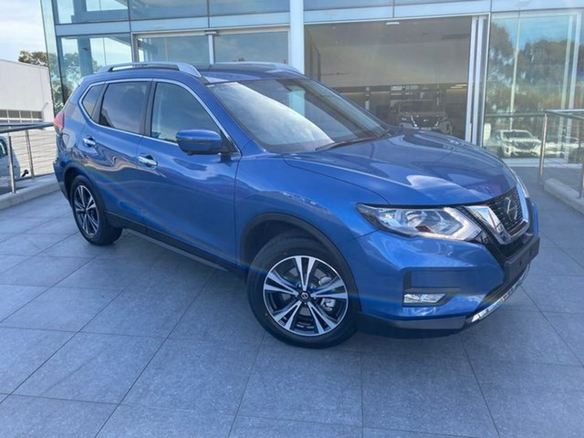 New Nissan X-Trail T32 MY21 ST-L X-tronic 2WD Liverpool, 2021 Nissan X-Trail T32 MY21 ST-L X-tronic 2WD Marine Blue 7 Speed Constant Variable Wagon