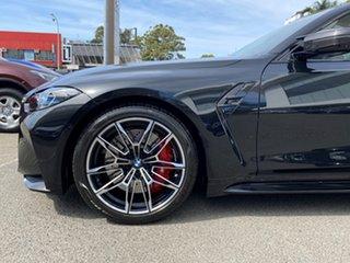 2021 BMW M3 G80 Competition Black Sapphire 8 Speed Auto Steptronic Sport Sedan