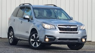 2018 Subaru Forester S4 MY18 2.0D-L CVT AWD Silver 7 Speed Constant Variable Wagon.