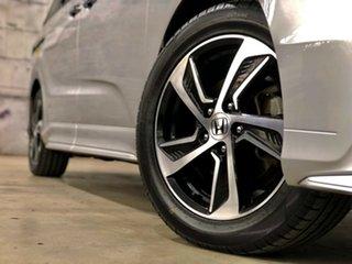 2014 Honda Odyssey RC MY14 VTi-L Silver 7 Speed Constant Variable Wagon