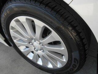2007 Subaru Impreza G3 MY08 RS AWD White 5 Speed Manual Hatchback