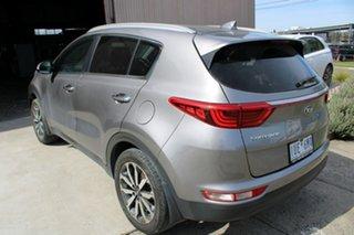 2017 Kia Sportage QL MY17 SLi 2WD Billet Silver 6 Speed Sports Automatic Wagon
