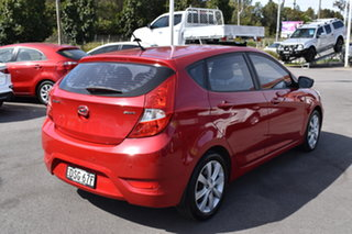 2017 Hyundai Accent RB5 MY17 Sport Red 6 Speed Manual Hatchback