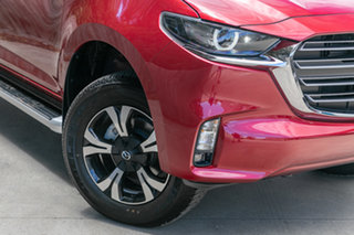2021 Mazda BT-50 TFS40J XTR Red Volcano 6 Speed Sports Automatic Utility.