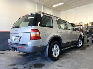 2005 Ford Explorer UZ XLT Silver 5 Speed Automatic Wagon.