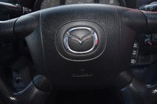 2007 Mazda BT-50 UNY0E3 SDX Silver 5 Speed Automatic Utility.