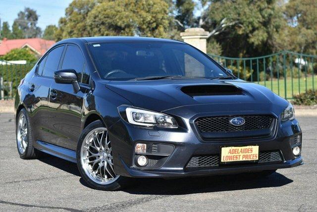 Used Subaru WRX V1 MY15 Premium Lineartronic AWD Enfield, 2014 Subaru WRX V1 MY15 Premium Lineartronic AWD Grey 8 Speed Constant Variable Sedan