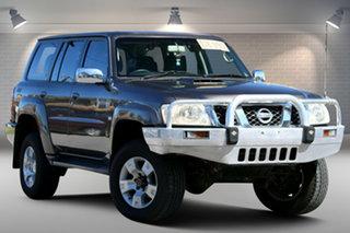 2004 Nissan Patrol GU III MY2003 ST Bronze 4 Speed Automatic Wagon.