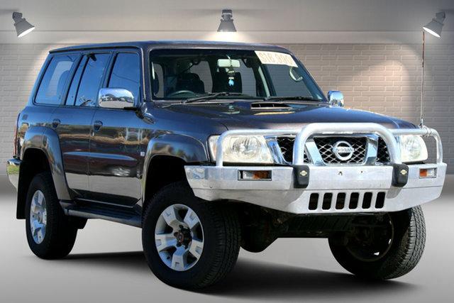 Used Nissan Patrol GU III MY2003 ST Gepps Cross, 2004 Nissan Patrol GU III MY2003 ST Bronze 4 Speed Automatic Wagon