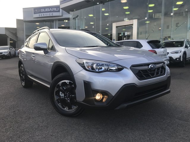 New Subaru XV G5X MY21 2.0i-L Lineartronic AWD Brookvale, 2021 Subaru XV G5X MY21 2.0i-L Lineartronic AWD Ice Silver 7 Speed Constant Variable Wagon