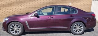 2013 Holden Calais VF MY14 Purple 6 Speed Sports Automatic Sedan.