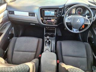 2013 Mitsubishi Outlander ZJ MY13 LS 4WD Black 6 Speed Constant Variable Wagon